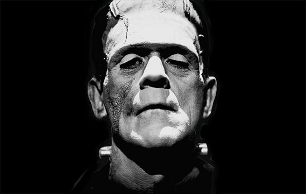 Boris Karloff as the Kubernetes, I mean Frankenstein monster